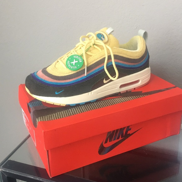 2c6d29a3bba Shaun Witherspoon AirMax. NWT. Nike